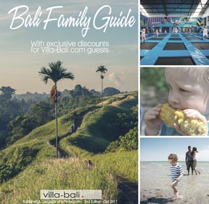 Bali with kids - Family guide to Bali