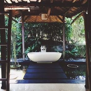 Villa Bali life on Instagram