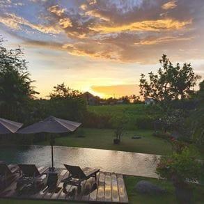 Villa Bali life on Instagram