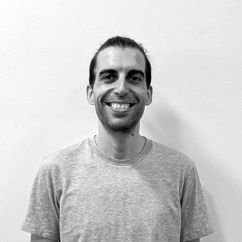 Roberto Martín, Senior Web Developer